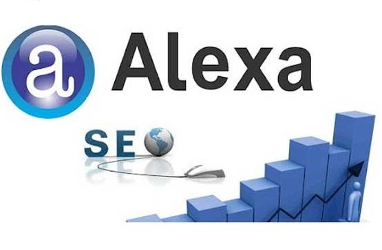 کاهش رتبه در الکسا
